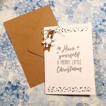 Craft Fair VW card